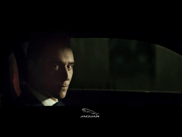 Art Of Villainy With Tom Hiddleston Jaguar Ad