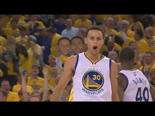 Houston Rockets vs Golden State Warriors - Full Game Highlights - Game 1 | 2015 NBA Playoffs