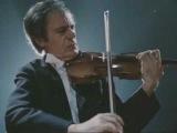 Leonid Kogan Paganini Violin Concerto # 1 2nd &amp 3rd Mvts Soviet Violin Virtuoso 1981