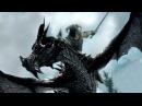 The Elder Scrolls V Skyrim — Драконорожденный! Полеты на драконах!