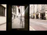 Скрытая камера: весёлый розыгрыш на остановке