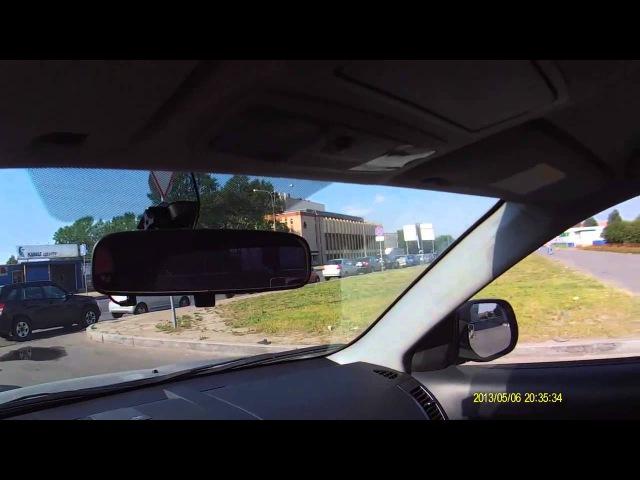 Очки с камерой ProCam XR3 Пример видео 1080p HD — auto-electronics.ru