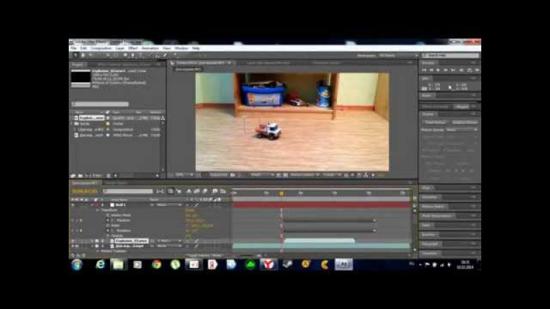 Как сделать спецэффекты для ваших видео. (Adobe After Effects)