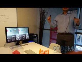 Pinć (pinch, пинч) VR: очки чехол виртуальной реальности для iPhone 6