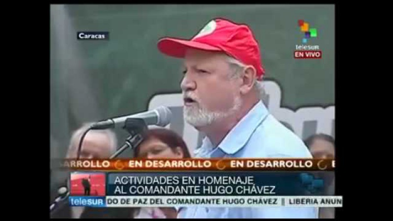 NA VENEZUELA, LÍDER DO MST AMEAÇA GUERRA CIVIL