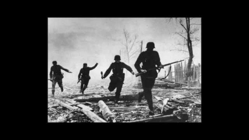 Schutzstaffel ϟϟ SS marschiert in Feindesland Extended