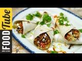 Tasty Cajun Rice &amp Turkey Burrito  Jamie Oliver &amp Uncle Ben's