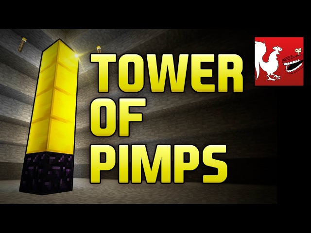 Minecraft Rap - Tower of Pimps (T.O.P.)