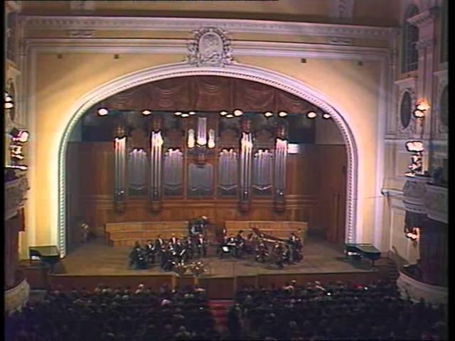 Концерт Государственного камерного оркестра Виртуозы Москвы