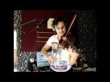 Calvin Harris feat John Newman -Blame by Douglas Mendes (Violin cover)