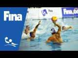 FINA Men's Water Polo World League 2015 - round 10- TUR vs MNE