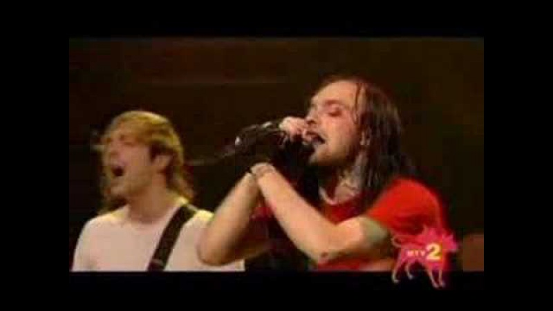 The Used and My Chemical Romance live (2gether)