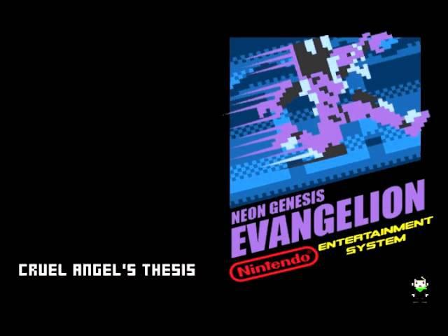 Cruel Angel's Thesis (8-bit mix)