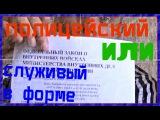 Разница между полицией и внутренними войсками МВД. | Где твой жетон, полицейский?!  В ЧЁМ РАЗНИЦА?