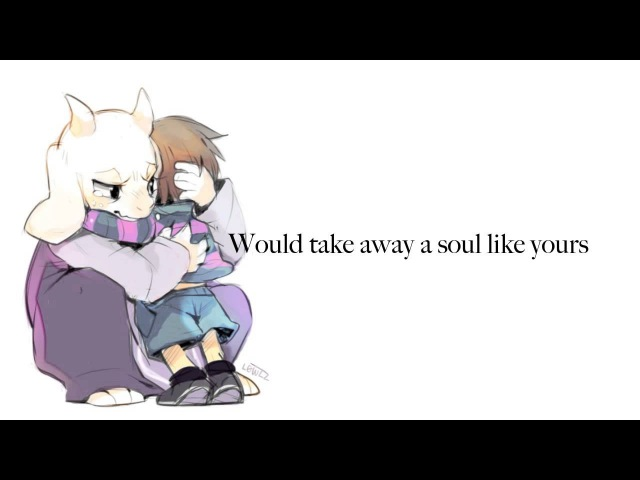 Undertale - Know youll always be inside my heart (A song for Toriel)
