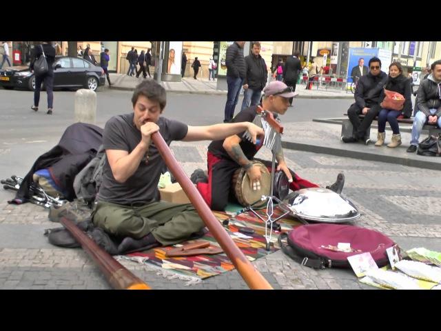Hang drumdidgeridoo,bar chimes.Барабан Ханг,Бар Чаймс и Диджериду