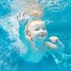 """Плавание для детей. Центр """"Пузыри"""""""