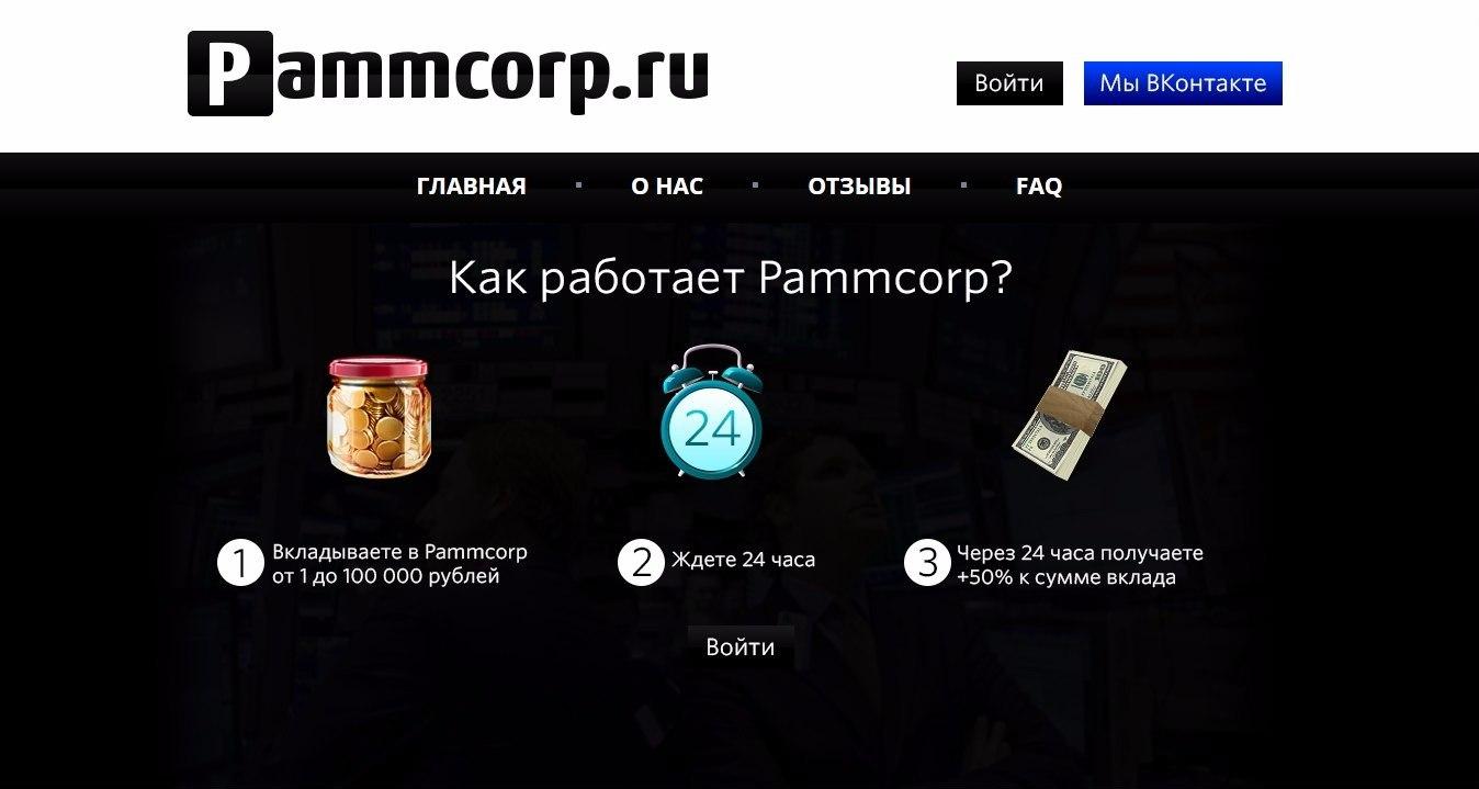 Pamm Corp