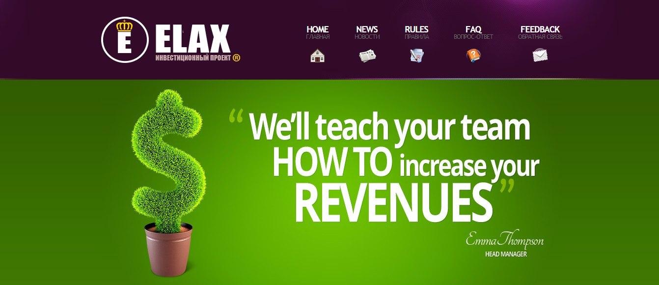 Elax Invest