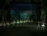 Рудольф Нуриев и Марго Фонтейн в балете Лебединое озеро / Swan Lake. Margot Fonteyn & Rudolf Nureyev / 1966
