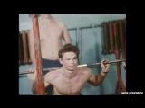 80s Bodybuilding Scene in the USSR _ Качалки СССР в 80-х