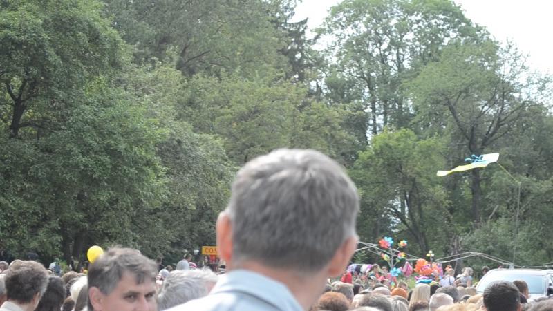 Іво Бобул (600 річчя села Тартаків 26.07.15)
