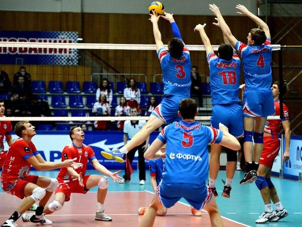 волейбольная команда Торпедо Челябинск