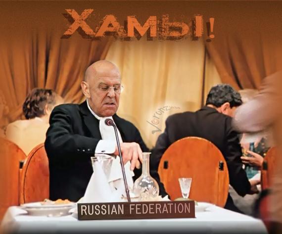 Россия пытается найти пути диалога с Киевом, - посол Зурабов - Цензор.НЕТ 3470