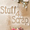 Stuff4Scrap-Скрапбукинг-Ткани-Молды