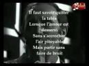 IL FAUT SAVOIR de CHARLES AZNAVOUR avec paroles Présentée par KAIS REGAIEG