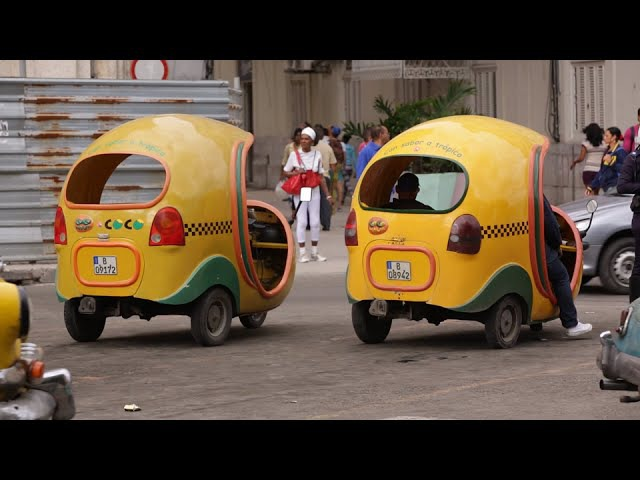 Латинская Америка. Гавана. Мир Наизнанку