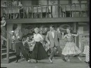 Bob Fosse, Debbie Reynolds, Bobbby Van and Barbara Ruick Dance and Sing