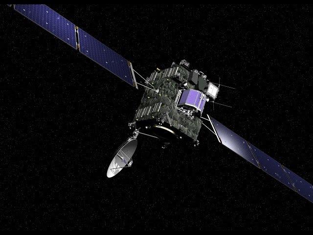 Missão Rosetta NatGeo HD