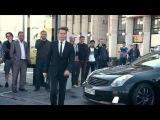 Флешмоб Люди в Черном на машинах GetTaxi - MIB Flashmob