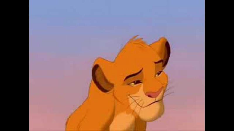 The Lion King -Can you feel the love tonight Elton John