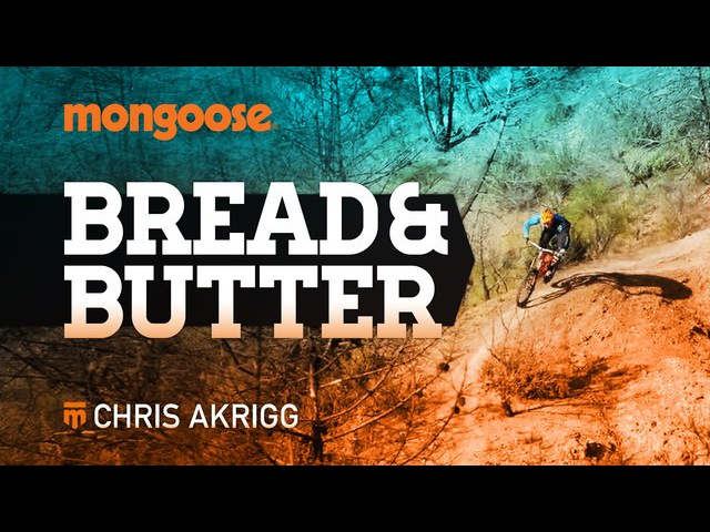 Chris Akrigg-Bread And Butter