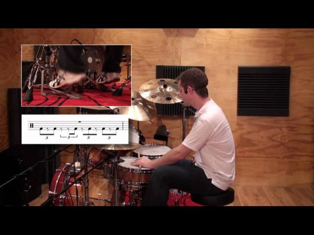 Bikutsi Drum Beat - Icanplaydrums.com