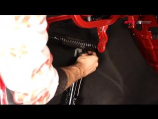 Renault Logan (Рено Логан) и Sandero (Сандера) замена задних амортизаторов