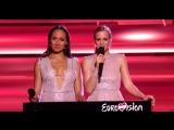 Русские в прямом эфире Евровидения