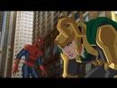Совершенный Человек-Паук 3 сезон 2 серия - Мстительный Человек-Паук 2 часть HD 720p