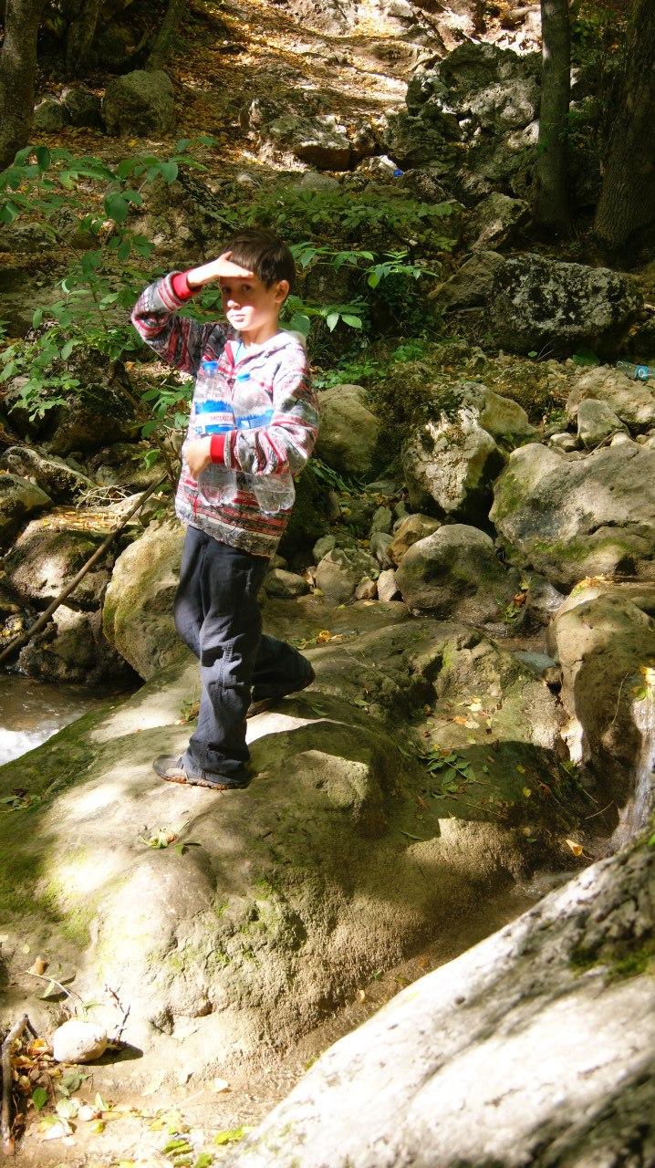 Водопад Су-Учхан