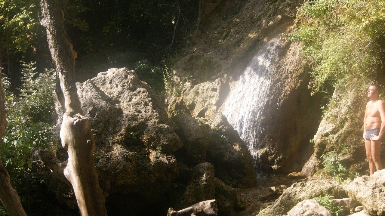Су-учхан водопад