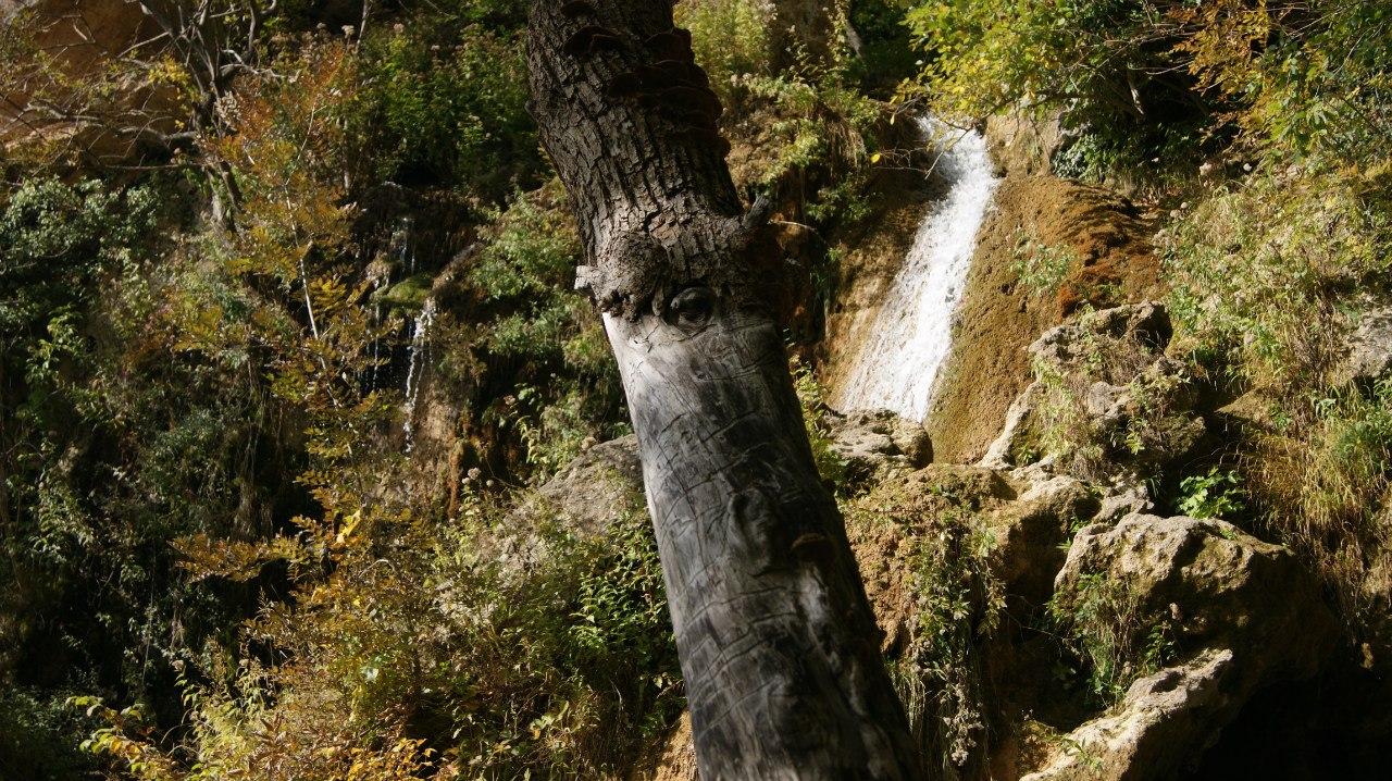 Сказка водопада Су-Учхан