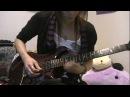 陰陽座 蛟龍の巫女 Onmyouza - Mizuchi no miko  guitar cover