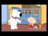 Гриффины - Брайан и Стьюи (Family Guy - Brian and Stewie) - озвучил Михаил Королев