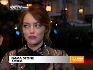 Fans gather in Rome for premiere of