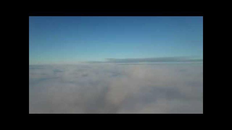 Dji Phantom 3 advaced Полет над облаками