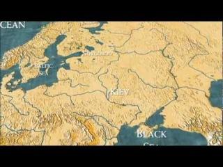Как создавалась Российская Империя. Крещение Руси-988г. Ступай к STAROVE.RU