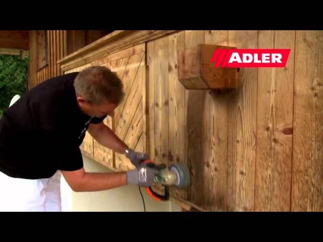Обновление деревянных фасадов, балконов, заборов, садовых домиков красками и ла ...