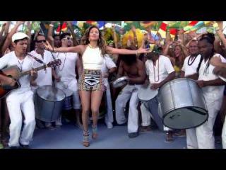 Главная песня ЧМ по футболу 2014 года в Бразилии